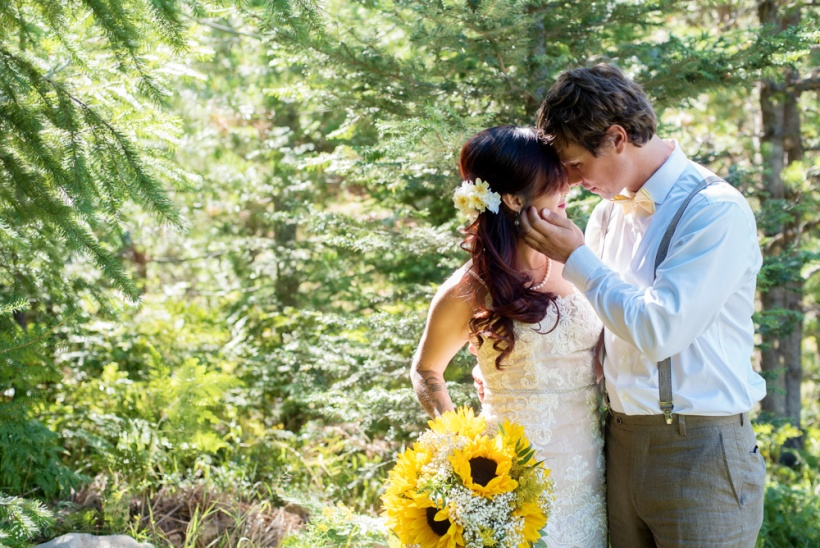 Cooper Spur Mountain Resort Wedding